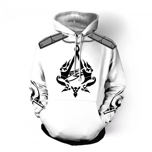 Assassin's Creed New 3D Hooded Sweatshirt